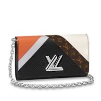 Louis Vuitton TWIST Twist Chain Wallet