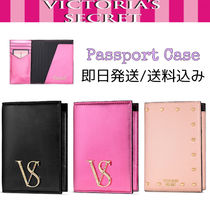 Victoria's secret Blended Fabrics Studded Collaboration Passport Cases