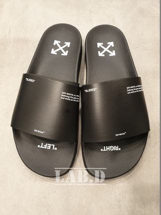 Off-White Shower Sandals Shower Shoes Shower Sandals 8