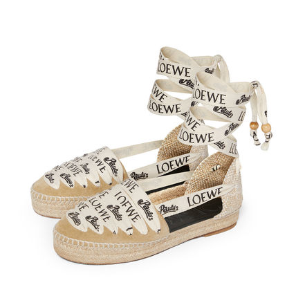 Platform Casual Style Leather Shoes
