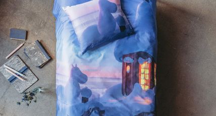 Pillowcases Comforter Covers Characters Scandinavian Style