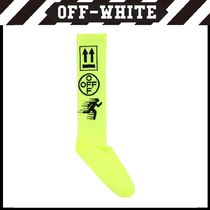Off-White Unisex Socks & Tights