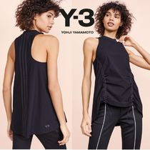 Y-3 Stripes Tanks & Camisoles