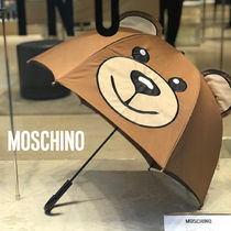 Moschino Plain Umbrellas & Rain Goods