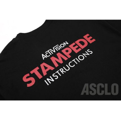 ASCLO More T-Shirts Street Style Oversized T-Shirts 11