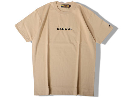 Kangol Crew Neck Crew Neck Unisex Street Style Collaboration Cotton 8