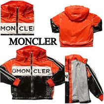 MONCLER Unisex Petit Street Style Kids Girl Outerwear