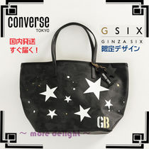 CONVERSE Star Camouflage Casual Style Unisex Street Style
