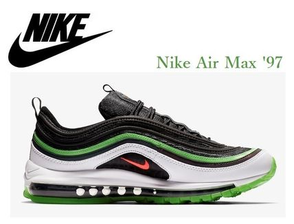 Nike AIR MAX 97 2019 SS Street Style Plain Sneakers (D7788001)