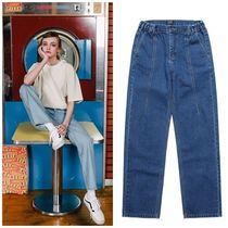 WV PROJECT Unisex Street Style Jeans