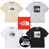 THE NORTH FACE WHITE LABEL Crew Neck Short Sleeves Crew Neck T-Shirts