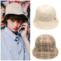 WV PROJECT Unisex Street Style Wide-brimmed Hats