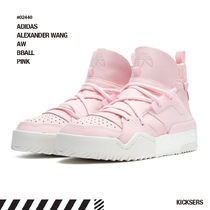 Alexander Wang Unisex Street Style Collaboration Low-Top Sneakers