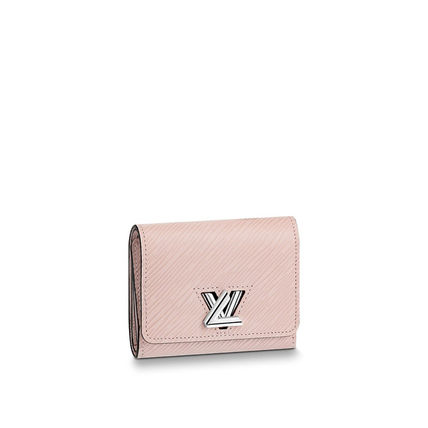 Louis Vuitton Folding Wallets Leather Folding Wallets