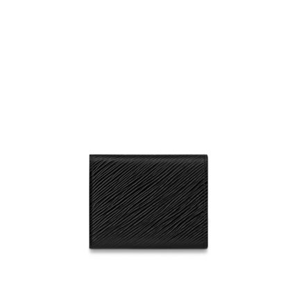 Louis Vuitton Folding Wallets Leather Folding Wallets 3