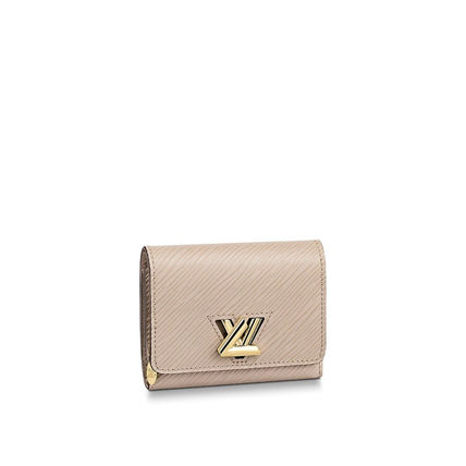 Louis Vuitton Folding Wallets Leather Folding Wallets 6