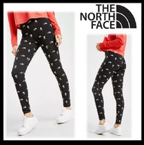 THE NORTH FACE Casual Style Street Style Long Oversized Skinny Pants