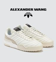 Alexander Wang Collaboration Plain Sneakers