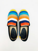 CELINE Casual Style Slip-On Shoes
