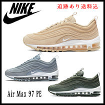 Nike AIR MAX 97 Unisex Petit Kids Girl Sneakers
