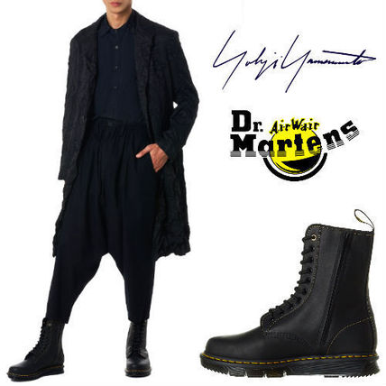Street Style Collaboration Boots
