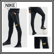 Nike Tapered Pants Street Style Plain Tapered Pants