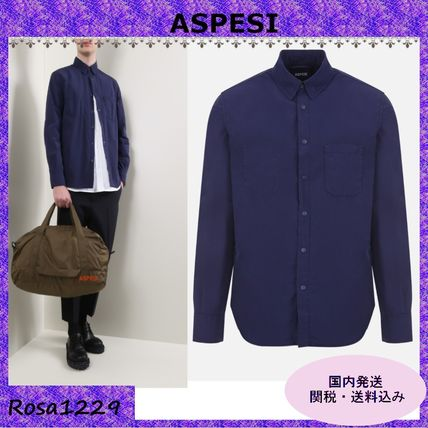Button-down Long Sleeves Shirts