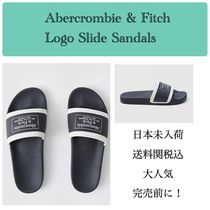 Abercrombie & Fitch Unisex Plain Sandals