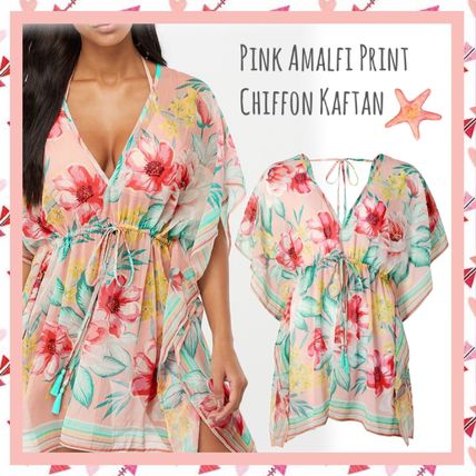 093ae5e4b7ddd Accessorize 2019 SS Flower Patterns Beach Cover-Ups (562-710) by ...