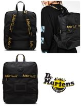 Dr Martens Casual Style Unisex Street Style Backpacks