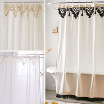 Urban Outfitters Tassel Fringes Bath & Laundry