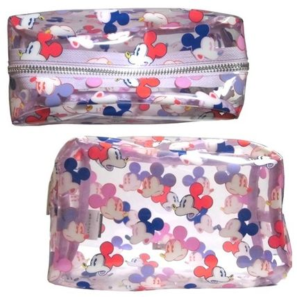 Unisex Collaboration Pouches & Cosmetic Bags
