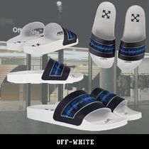 Off-White Shower Shoes Shower Sandals
