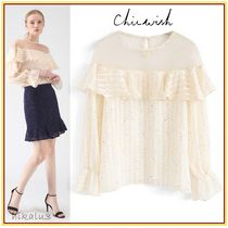 Chicwish Star Elegant Style Bandeau & Off the Shoulder