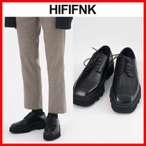 HI FI FNK Unisex Street Style Loafer & Moccasin Shoes