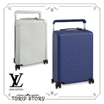 Louis Vuitton Blended Fabrics Hard Type TSA Lock Carry-on
