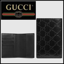GUCCI Passport Cases