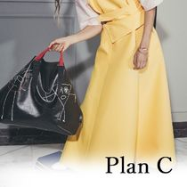 Plan C Casual Style 2WAY Totes