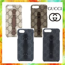 GUCCI Unisex Blended Fabrics Street Style Other Animal Patterns