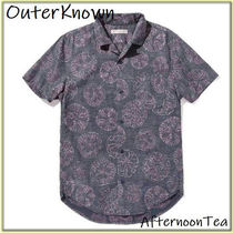 Outer known Cotton Short Sleeves Shirts
