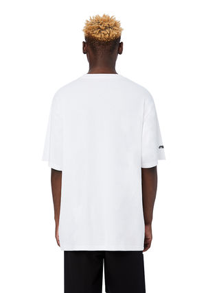 Heron Preston Crew Neck Crew Neck Cotton Short Sleeves Crew Neck T-Shirts 9