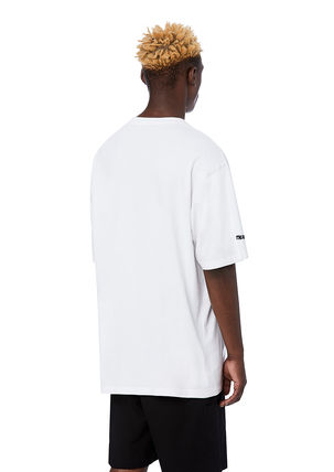 Heron Preston Crew Neck Crew Neck Cotton Short Sleeves Crew Neck T-Shirts 11
