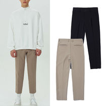 ona Slax Pants Street Style Plain Slacks Pants