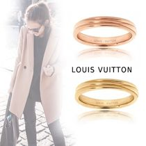 Louis Vuitton EPI COLLECTION RING pink gold, yellow gold 44-63 ring