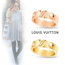 Louis Vuitton ENPRINT RING pink gold, yellow gold 44-63 ring