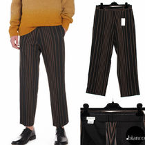 Dries Van Noten Printed Pants Stripes Patterned Pants