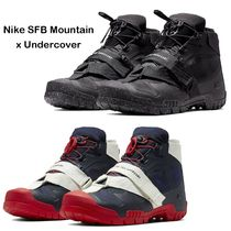 Nike Mountain Boots Street Style Collaboration Outdoor Boots
