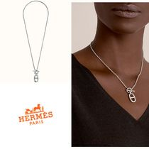 HERMES Chaine dAncre Chain Necklaces & Pendants