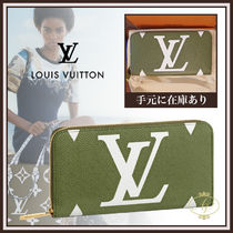 Louis Vuitton ZIPPY WALLET Monogram Canvas Coin Purses