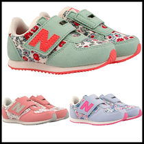 New Balance Blended Fabrics Collaboration Baby Girl Shoes